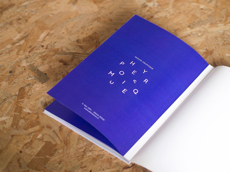 Beliebt ALEXIA ROUX | Design graphique hyperosmique PR32