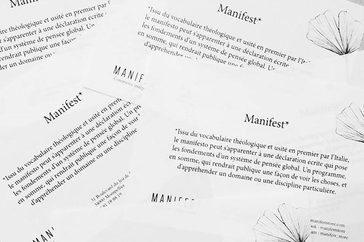alexia roux manifest majestic montpellier graphisme identité logo